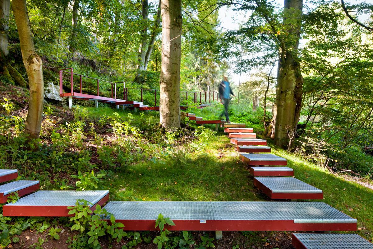 Landscape Therapeutic Park