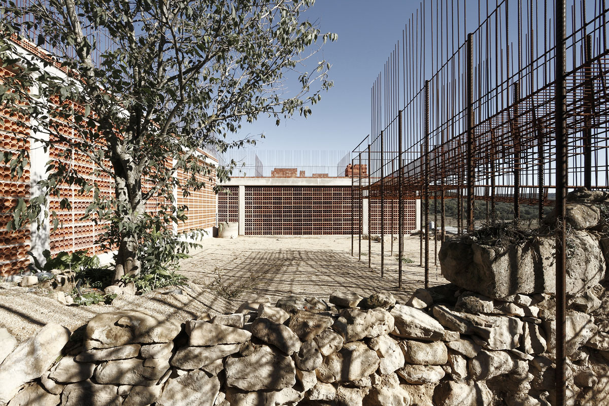 The landscapes in Toni Gironès's architecture