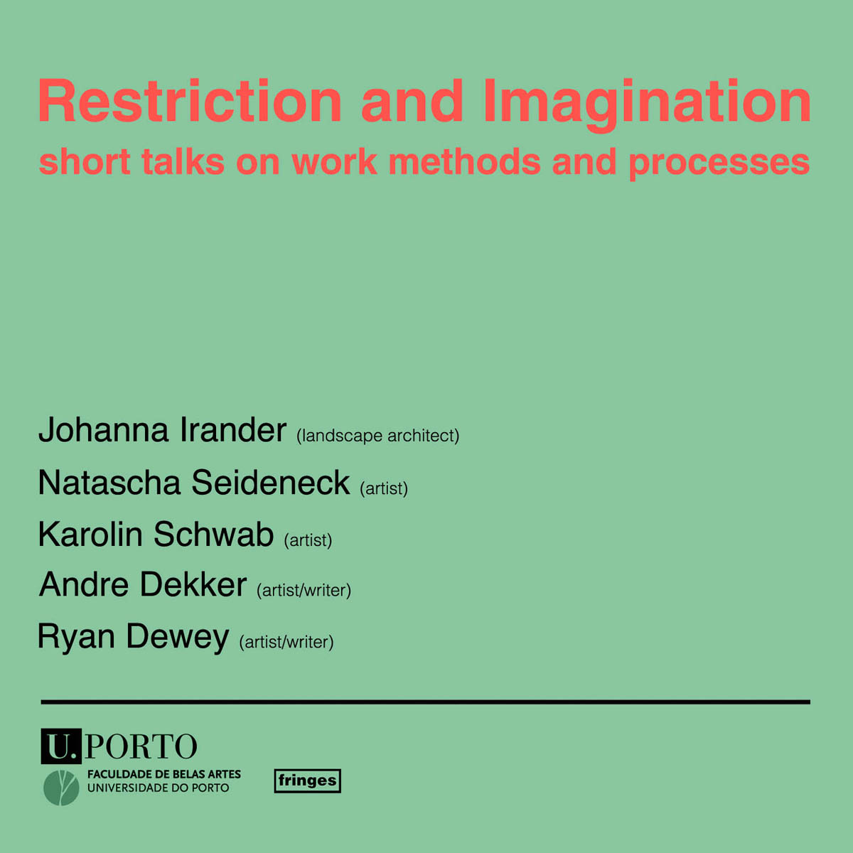 Restriction and Imagination